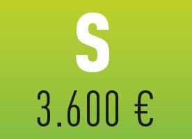 Paket S, das Profi-Einsteigerpaket für kleinere Tourismusverbände