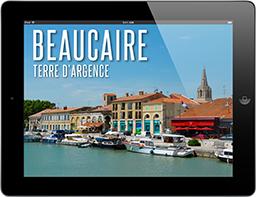 Travel Appetizer App Beaucaire Titel, gestaltet von Travel Appetizer