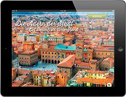 """Ambient Mediterran Paket L Travel Appetizer """"Die Adern der Stadt"""""""