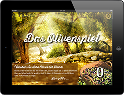 Ambiente Mediterran Olivenspiel Paket L Travel Appetizer