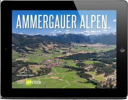 Ammergauer Alpen - Travel Appetizer